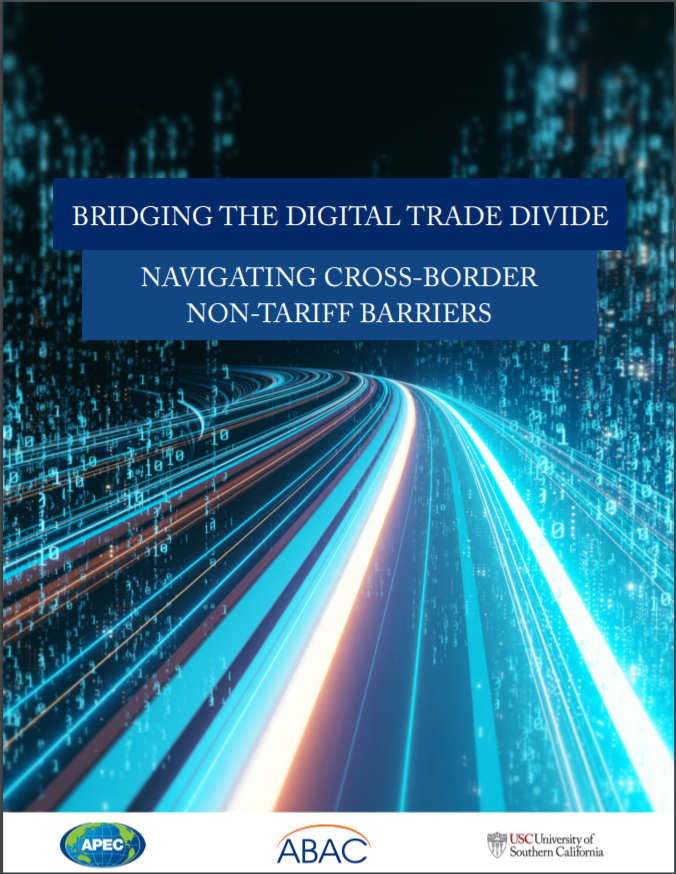 Bridging the Digital Trade Divide: Navigating Cross-border Non-tariff Barriers