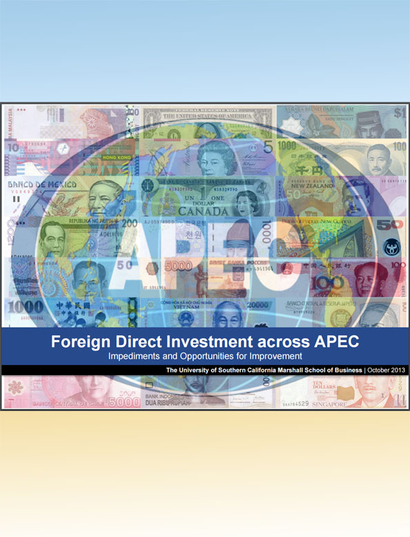 Full Report: Foreign Direct Investment across APEC - Impediments and Opportunities for Improvement