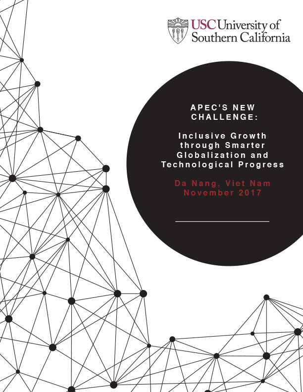 APEC'S NEW CHALLENGE: Inclusive Growth through Smarter Globalization and Technological Progress
