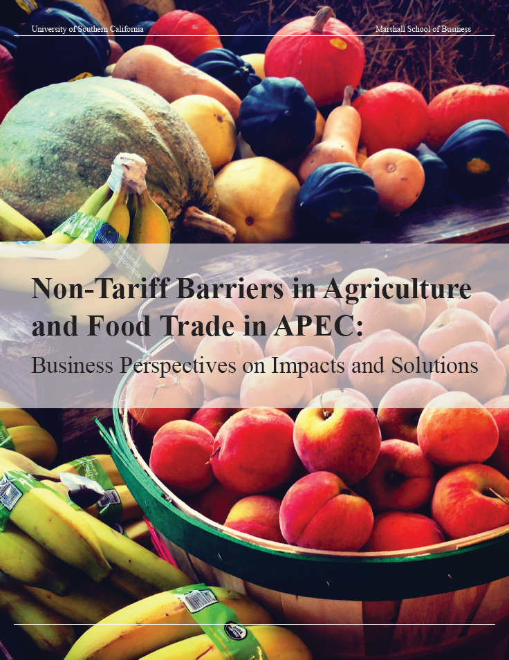 Full Report: Non- Tariff Barriers in Agriculture and Food Trade